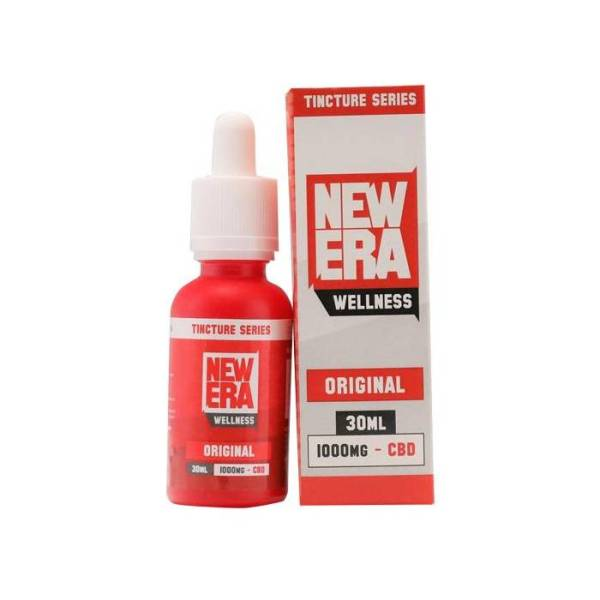 New Era Wellness CBD - 1000mg (1)