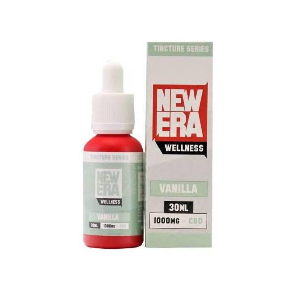 New Era Wellness CBD 1000mg _ Vanilla