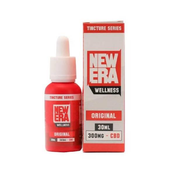New Era Wellness CBD oil 30ml Original (1)