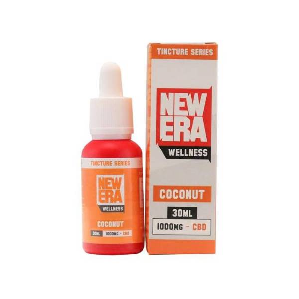 New Era Wellness - Coconut 1000mg (1)