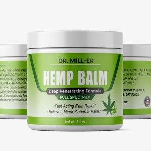 Dr. Mill-ER CBD Balm
