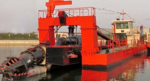 Cutter Suction Dredger 12-32 inches