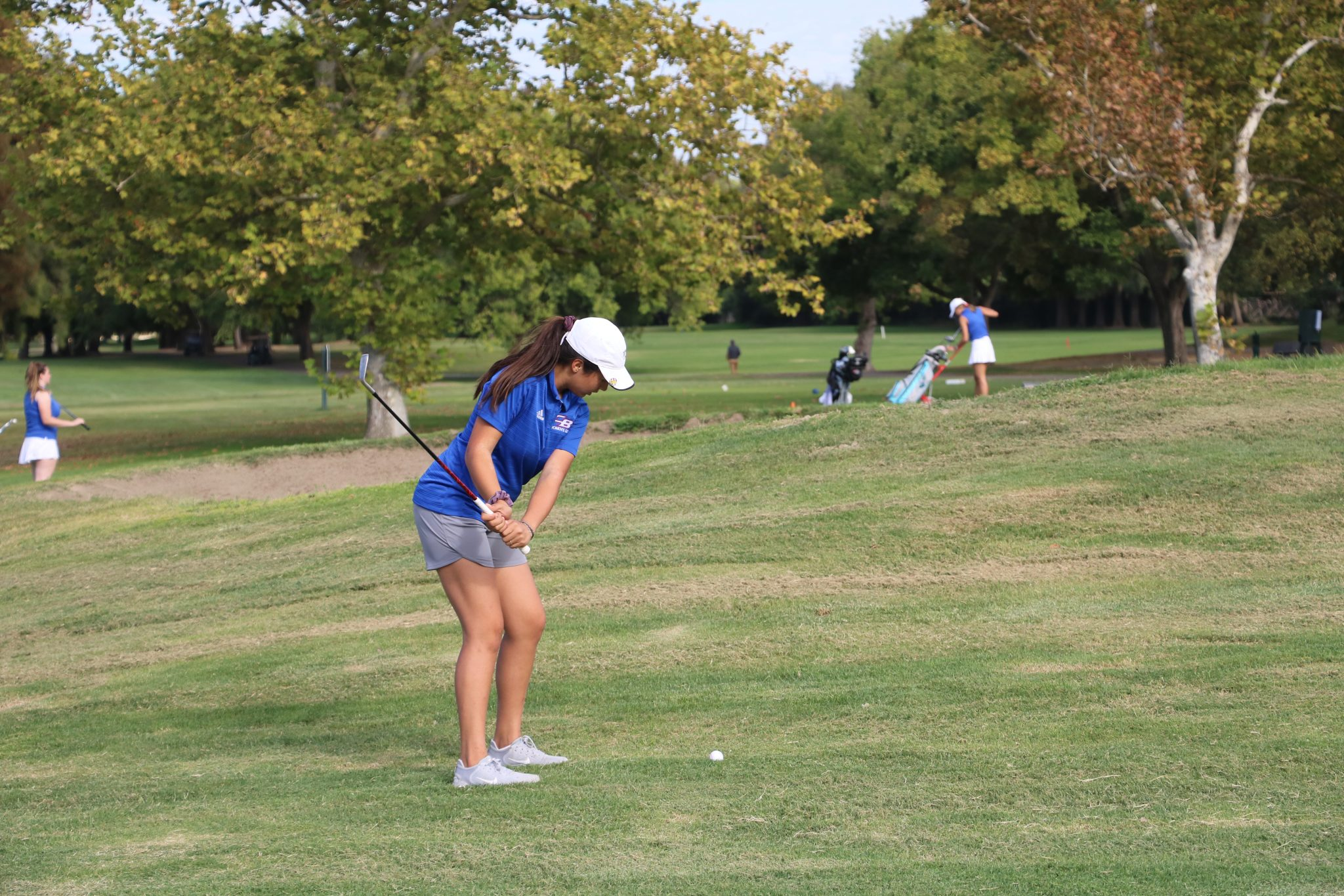 Womens Golf Team Takes On Two Tough Teams In One Week