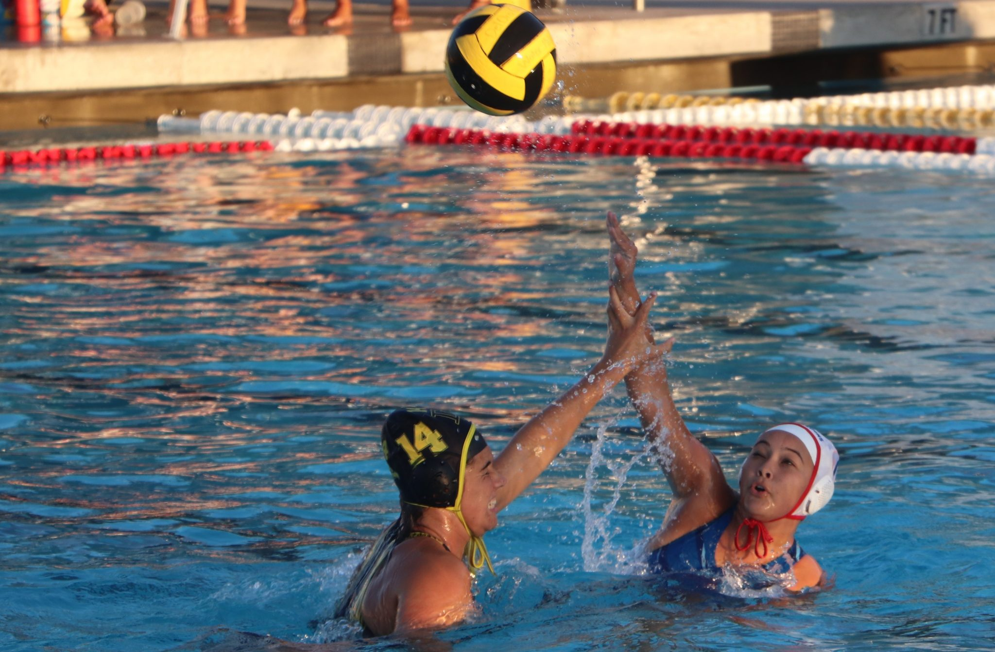 Women's Water Polo Faced Tough Competition In Sierra Shootout