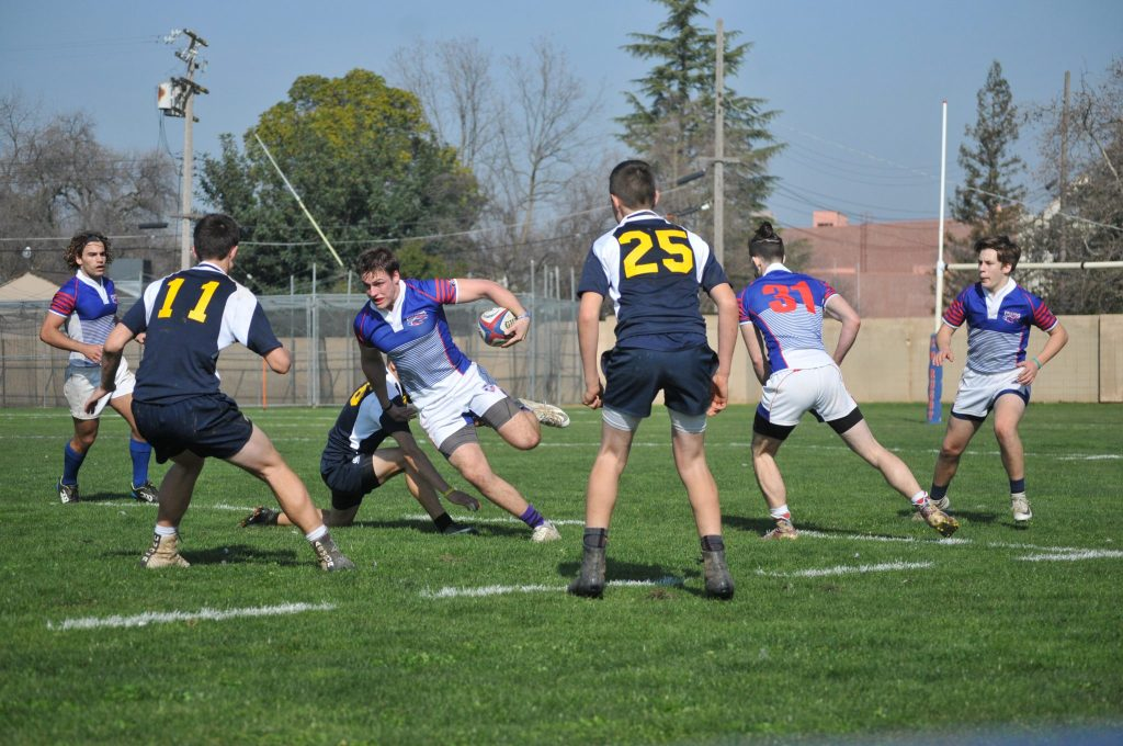 Rugby Falls To Penn Green But Has Hope For A Great Season