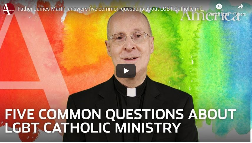 Five Common Questions About LGBT Catholic Ministry