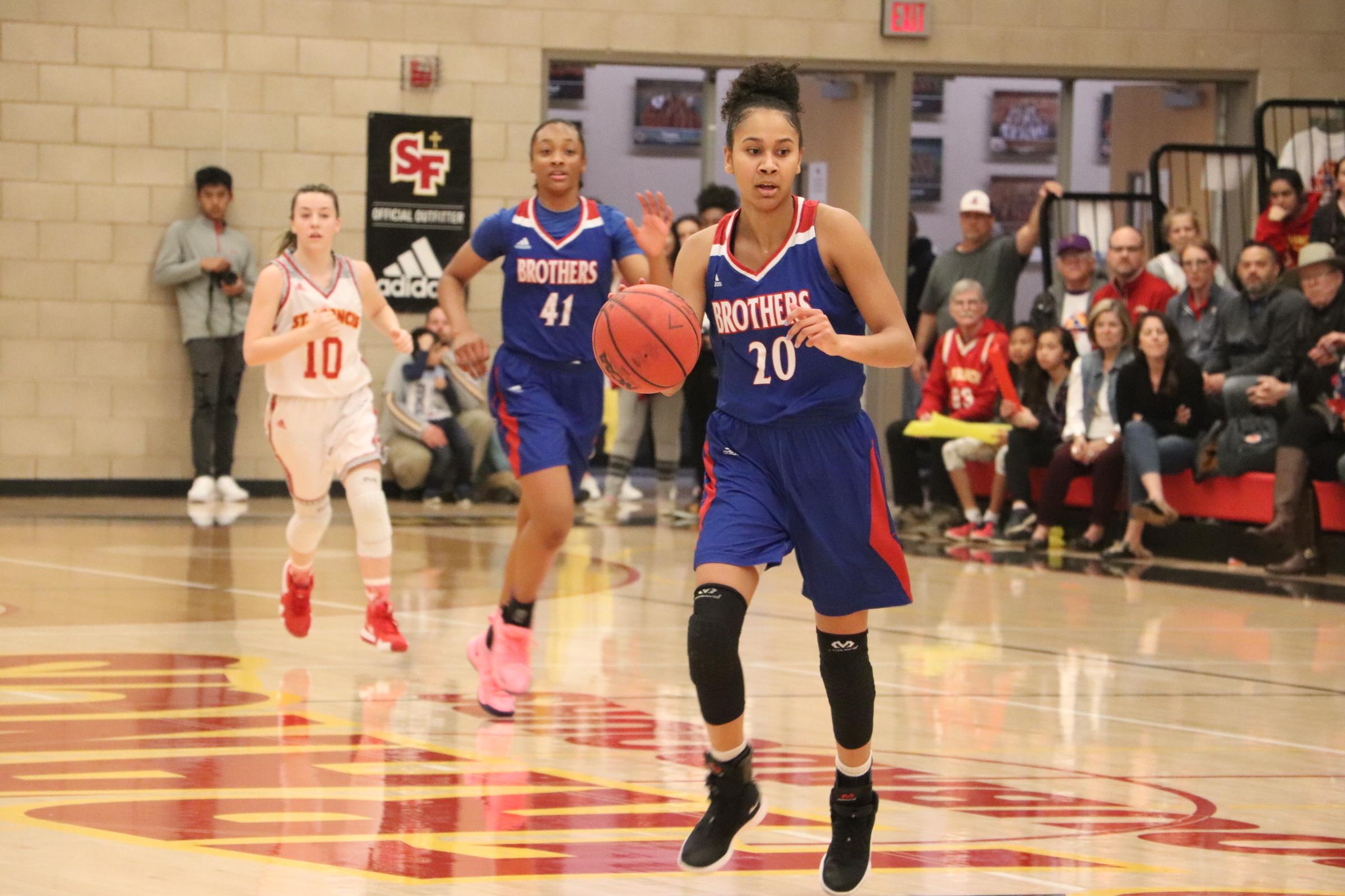 Women's Basketball Dominates El Camino