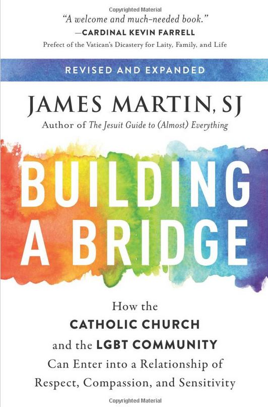D&I Reading Group: Building a Bridge Between the Catholic Church and the LGBT Community