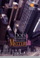 4th Christopher Kolade Lecture Program/Integrity Organization Brochure