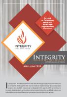 Integrity Quarterly Report (April-June 2018)