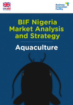 Market Analysis and Strategy - Aquaculture
