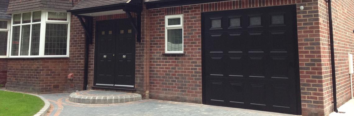 Garage Doors in St Helens Repairs  Installation