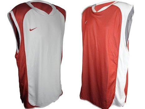 Nike Mens Dri Fit Reversible Sleeveless Jersey