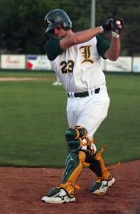 Lewisville Lizards Ryan catcher 2007