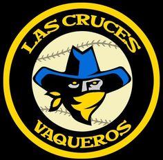 las cruces vaqueros 2010 logo continental baseball league