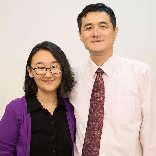 Yuanchuan Ye & Ming Gao