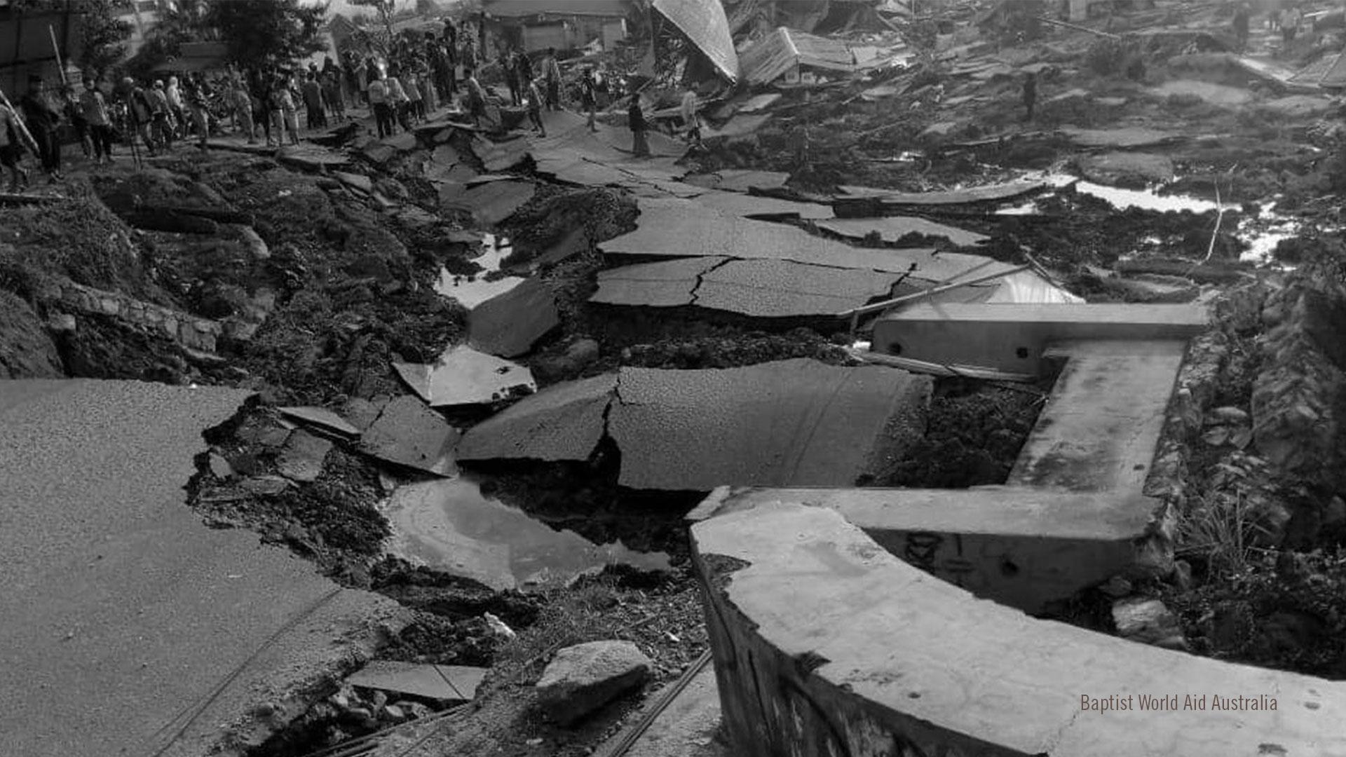 Emergency Response: Indonesia Earthquake and Tsunami 2018