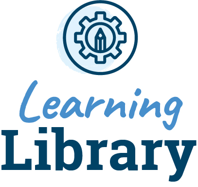 Image of Learning LIbrary icon