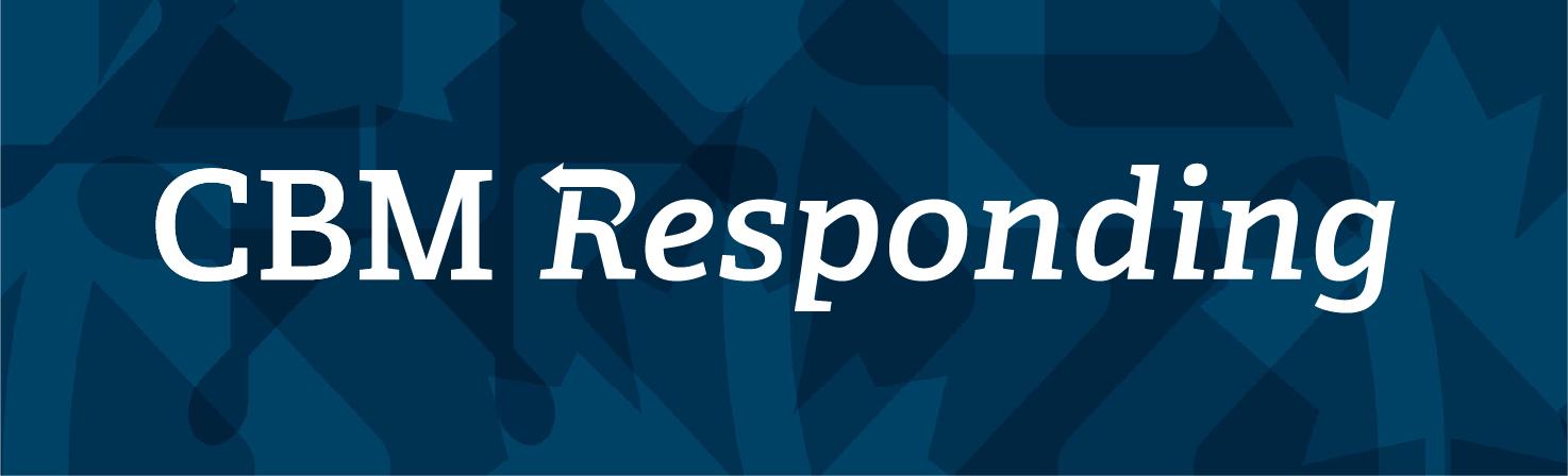 Image of CBM Responding header