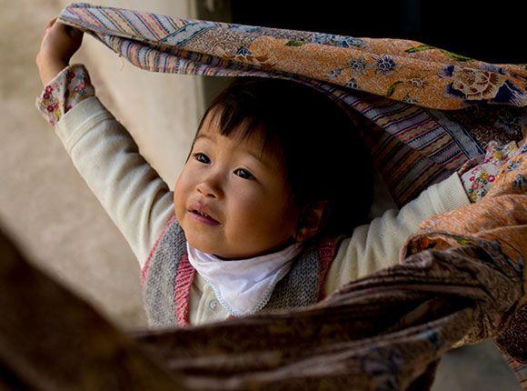 Photo of Thai child