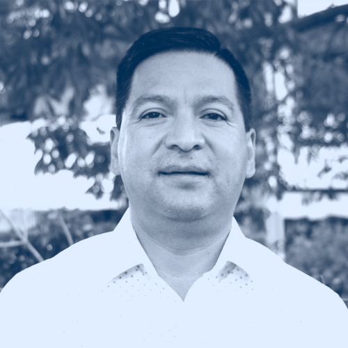 Photo of Central América Integral Mission and Global Discipleship Coordinator Guatemala Byron Velasquez