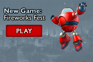 Try out the new Fireworks Fest game