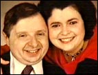 Todd Beezly and his wife, Sherry