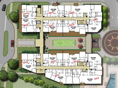 Madison Place Floorplate