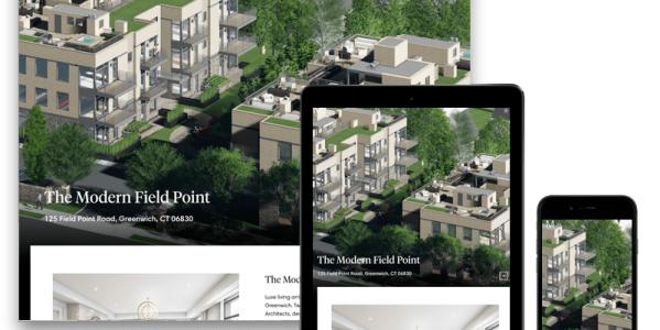 The Modern Responsive Design Website