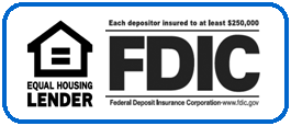 FDIC Equal Housing Lender