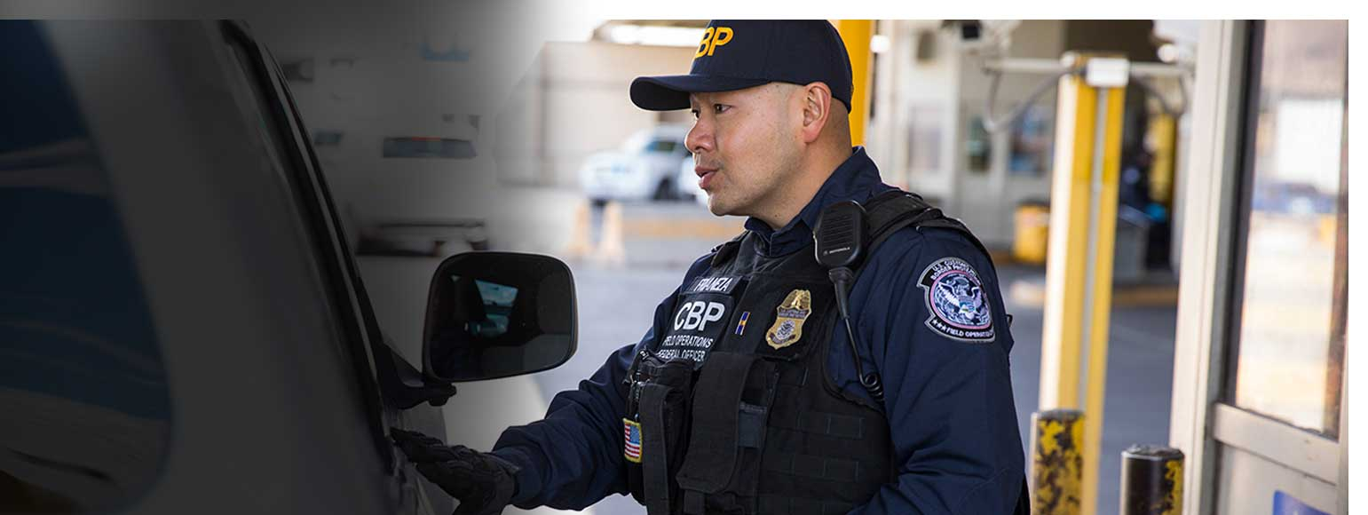 CBP Officer  US Customs and Border Protection