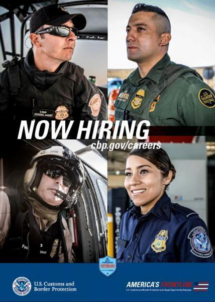 Customs and Border Protection is Hiring Veterans  US Customs and Border Protection