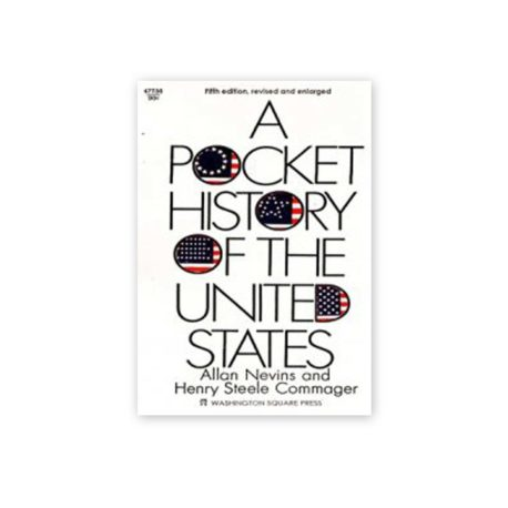 A Pocket History of The United States Nevins Allan