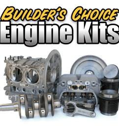 engine part diagram 1600cc 1971 vw [ 1000 x 1000 Pixel ]