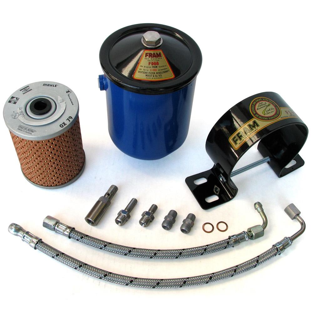 hight resolution of  fram style oil filter kit larger photo