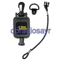 Retractable CB Radio Microphone Holder - Gear Keeper