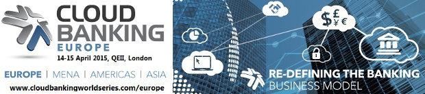 Cloud Banking World Series Europe 2015