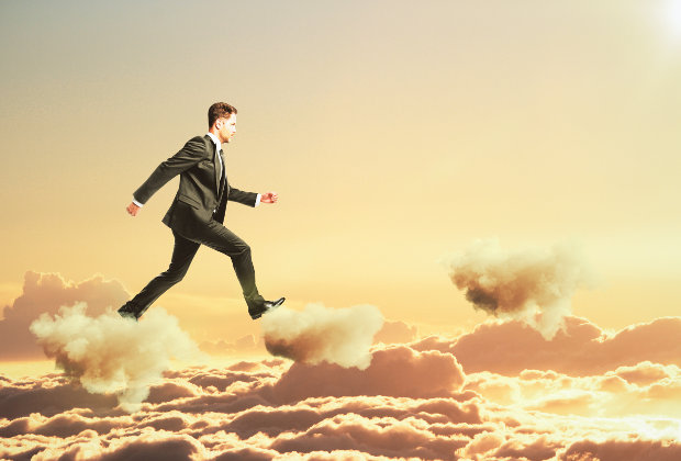 Employee productivity in the cloud
