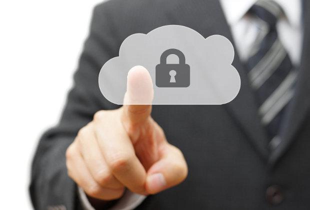 Cloud-secured website