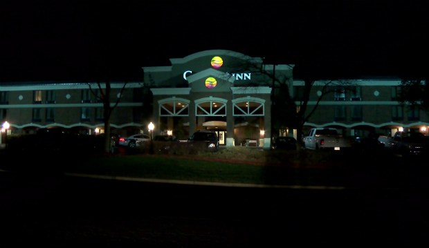 Man accused of shooting girlfriend 3 times at Durham hotel (Image 1)_30580