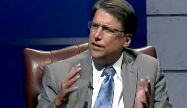 McCrory to let bill become law addressing NC state panels (Image 1)_23902