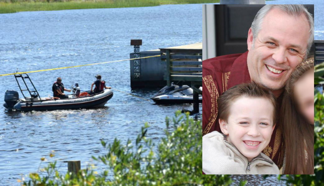 Family, friends mourn dad and son killed in NC jet ski crash