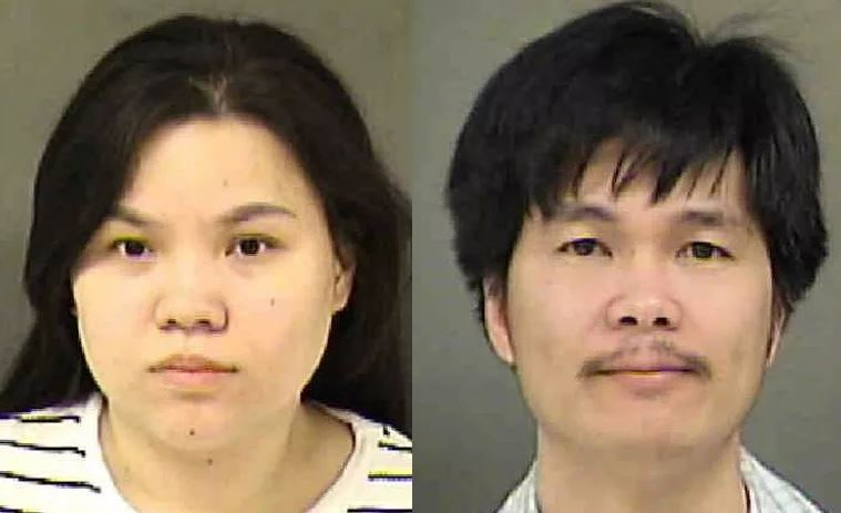 2 charged with human trafficking in NC nail salon investigation