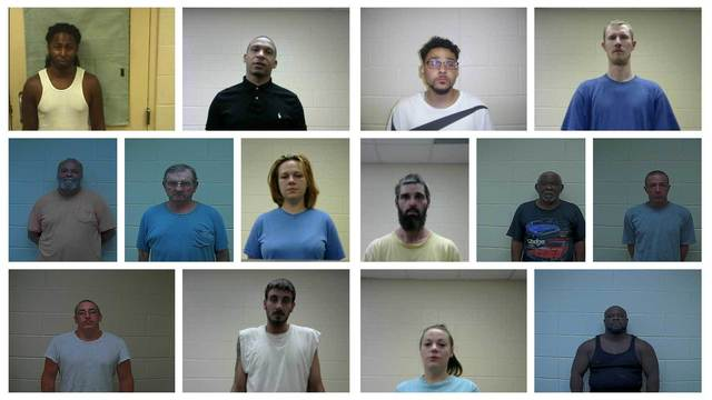 14 arrested, 44 warrants issued in NC drug operation