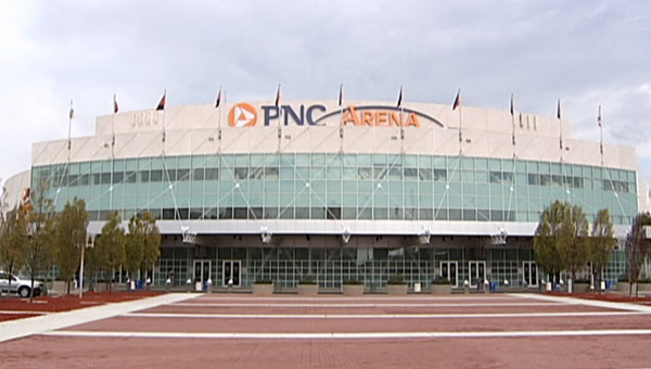 PNC Arena holding job fair for work during Hurricanes and NC