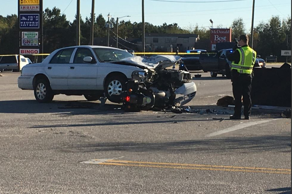 Car driver charged after motorcyclist killed in Fayetteville