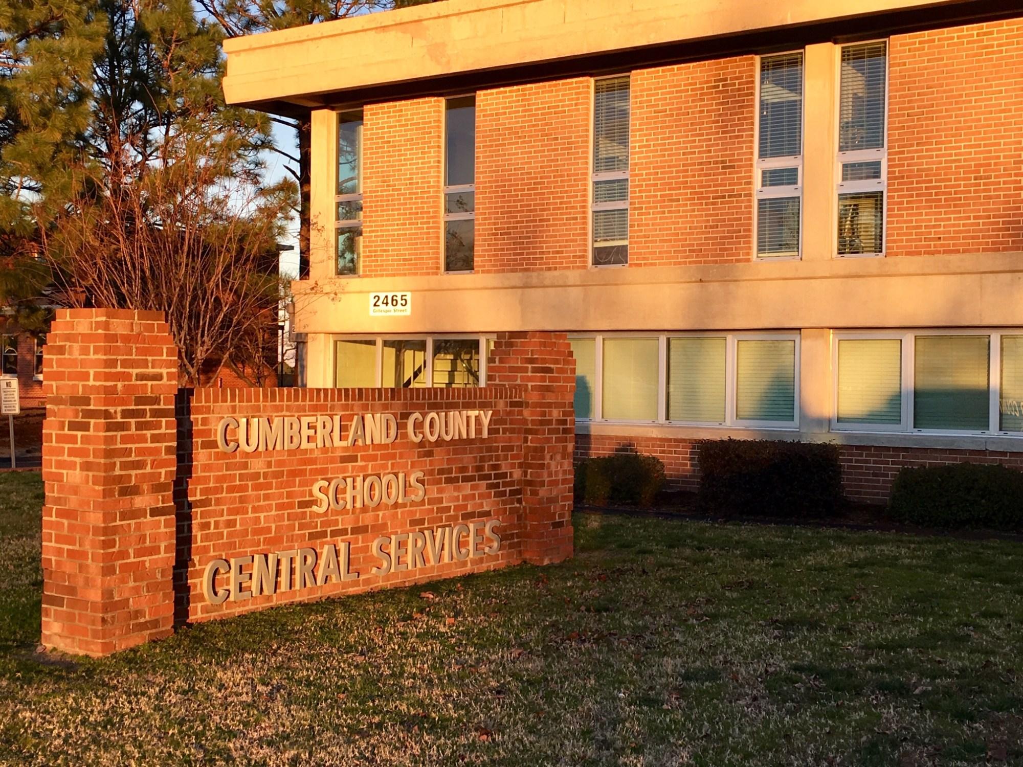 Cumberland County Schools generic