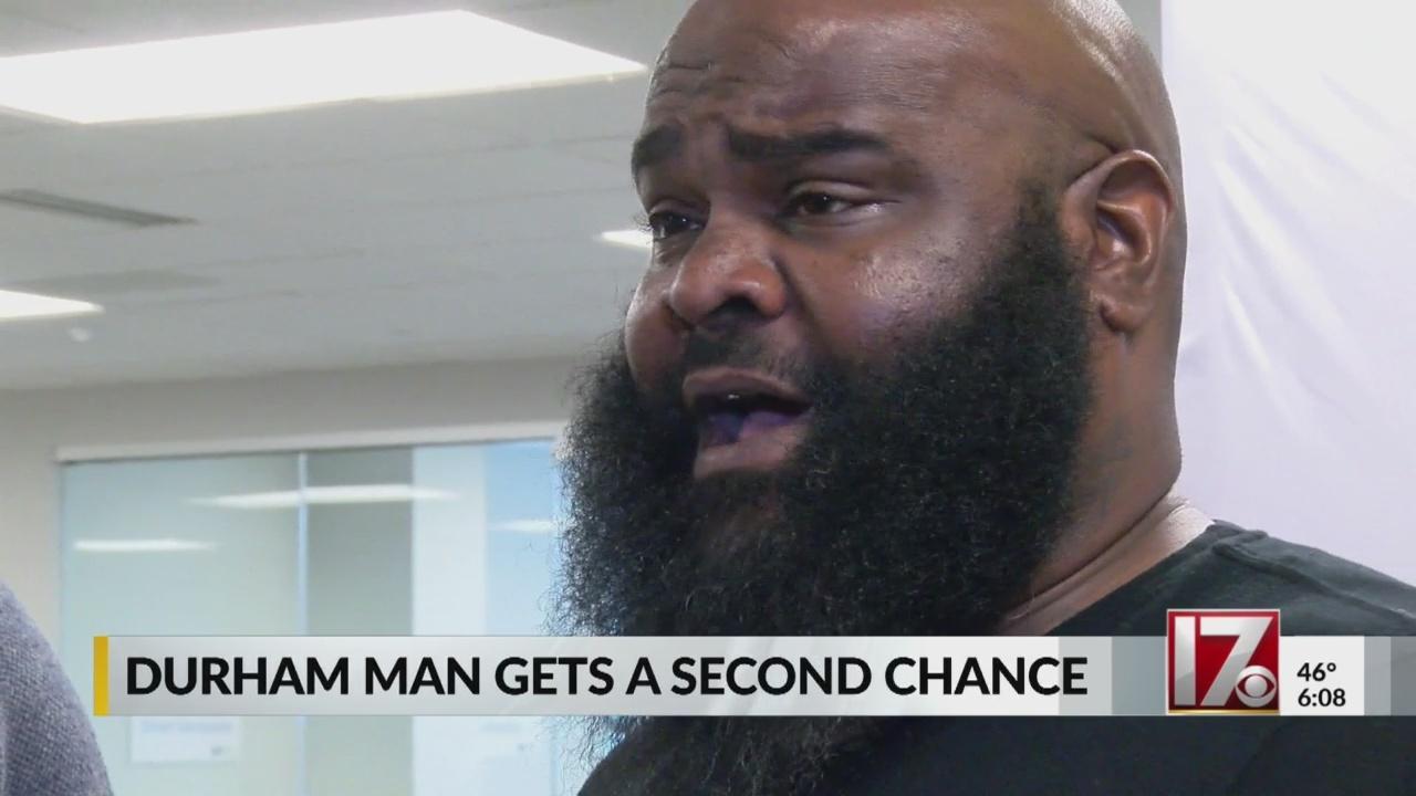 Inmates to Entrepreneurs' program lets Durham man get his