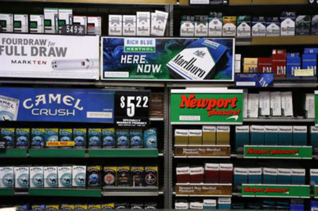 Walmart raises the age to buy tobacco products nationwide