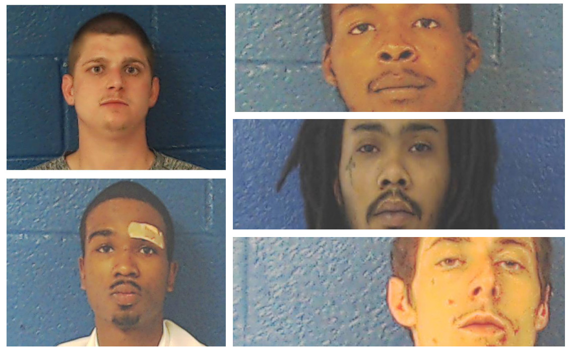 nash County escaped inmates